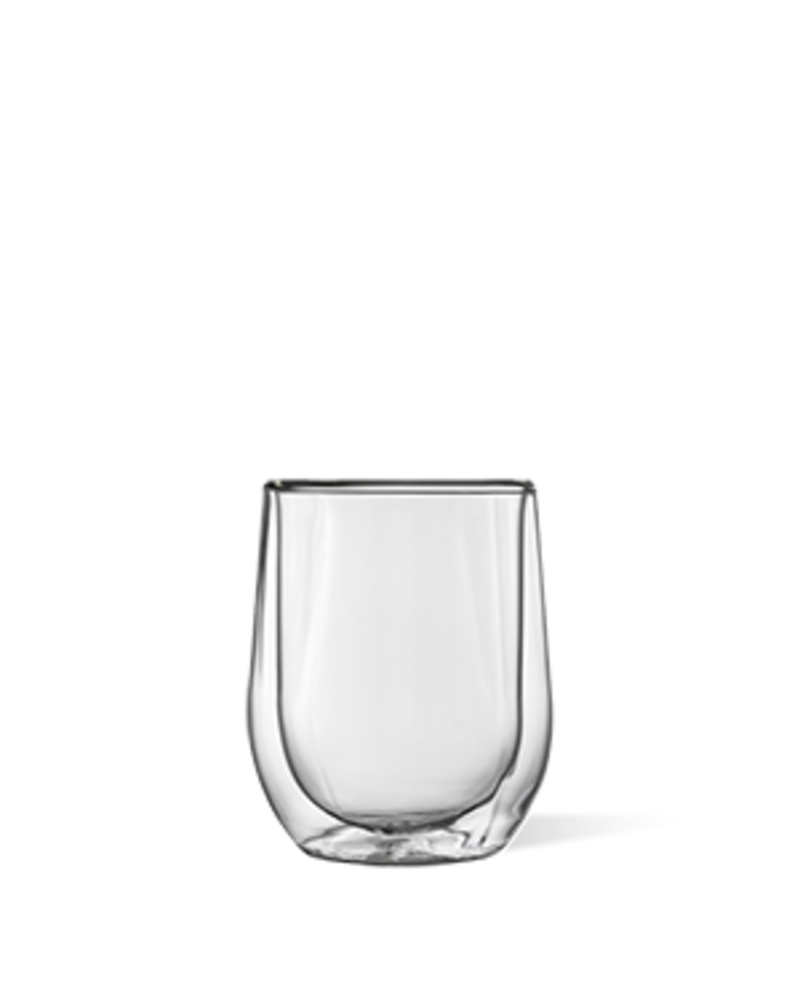 CORKCICLE Corkcicle Glass Stemless Wine Set