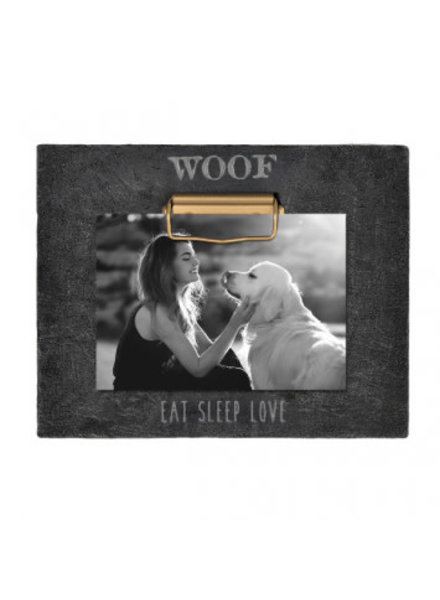 Grasslands Road Woof Picture Frame