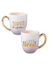 Grasslands Road Super Mom Super Tired Mug