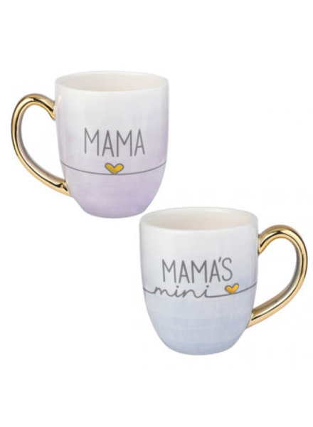 Grasslands Road Mama & Mini Set of 2 Mugs