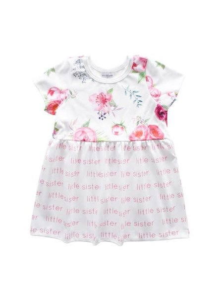 Jennifer Ann Little Sister Peony Dress