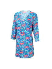 Wholesale Boutique Crab Beach Tunic