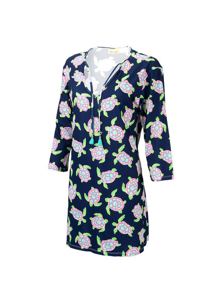 Wholesale Boutique Turtle Bay Tunic Coverup