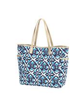 Wholesale Boutique Monogrammed Sea Glass Tote Bag