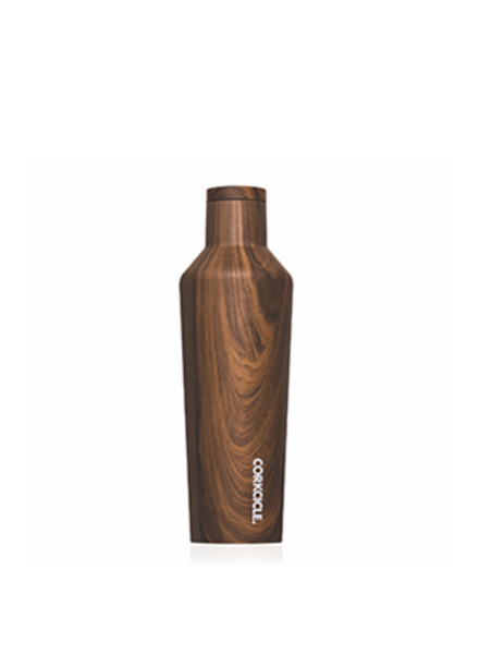 CORKCICLE Walnut Wood 16oz Canteen