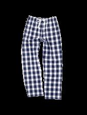 Boxercraft Navy Plaid Pajama Pant