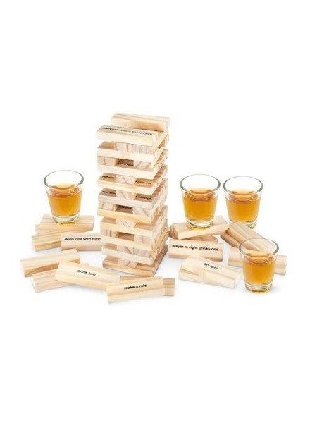 True True Stack Group Drinking Game
