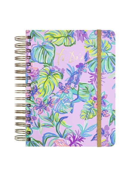Lilly Pulitzer Lilly Pulitzer To Do Planner - Mermaid in the Shade