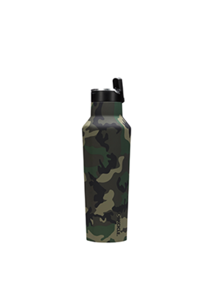 CORKCICLE Woodland Camo Sport Canteen