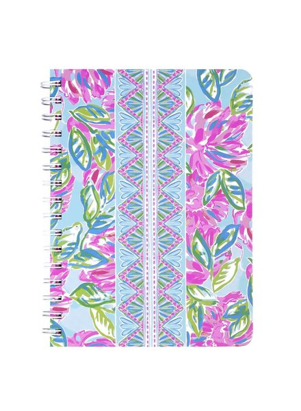 Lilly Pulitzer Lilly Pulitzer Totally Blossom Mini Notebook
