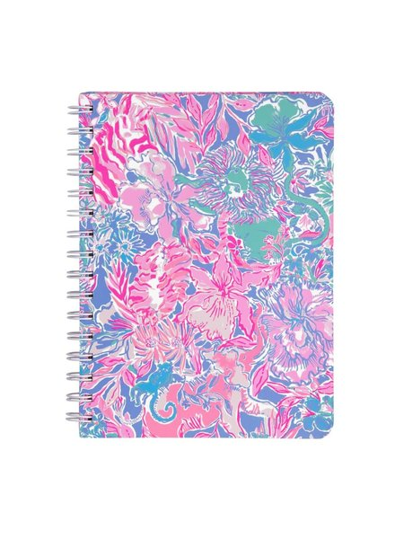 Lilly Pulitzer Lilly Pulitzer Viva La Lilly Mini Notebook