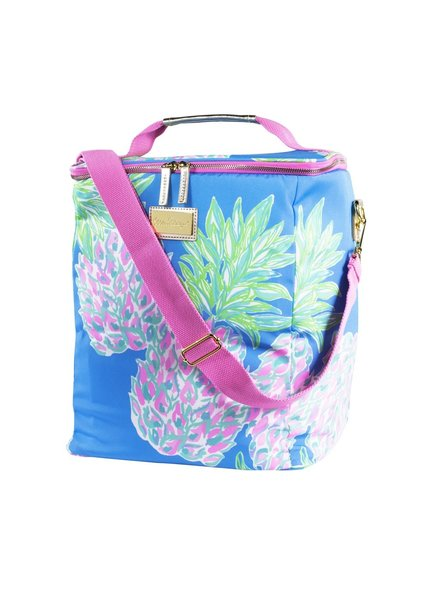 Lilly Pulitzer Lilly Pulitzer Wine Carrier - Swizzle Out