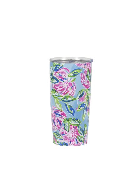Lilly Pulitzer Lilly Totally Blossom Stainless Mug