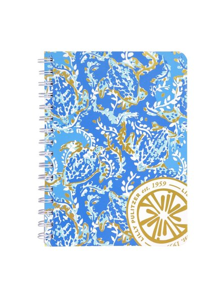 Lilly Pulitzer Lilly Pulitzer Turtley Awesome Mini Notebook