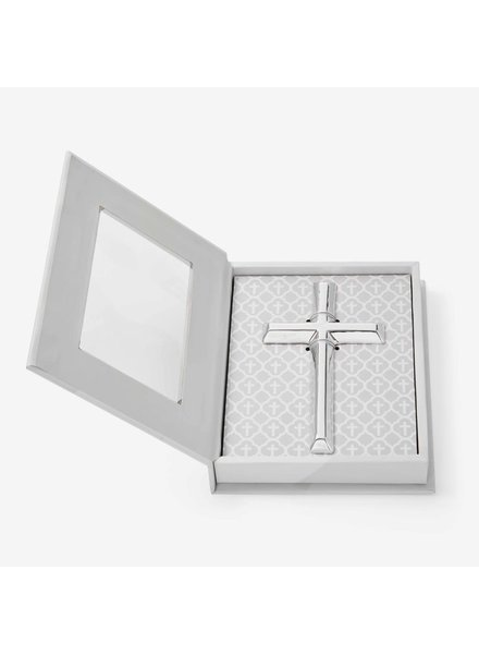 Elegant Baby Heirloom Keepsake Cross