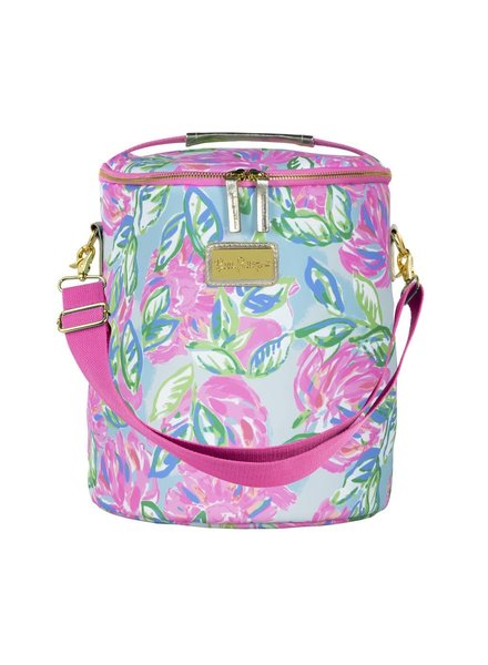Lilly Pulitzer Lilly Insulated Beach Cooler - Totally Blossom