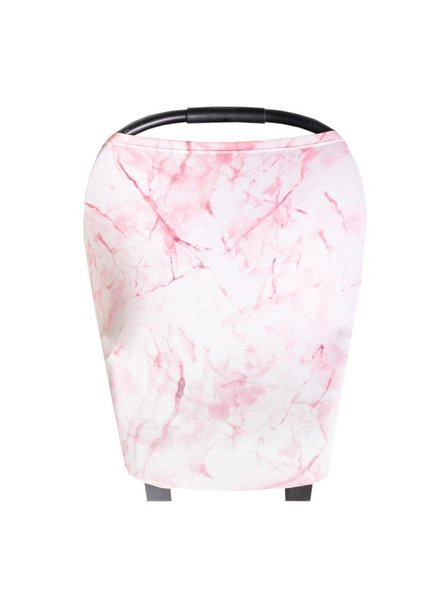 Copper Pearl Pink Marble 5-in-1 Cover