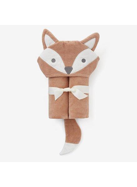 Elegant Baby Fox Hooded Bath Towel