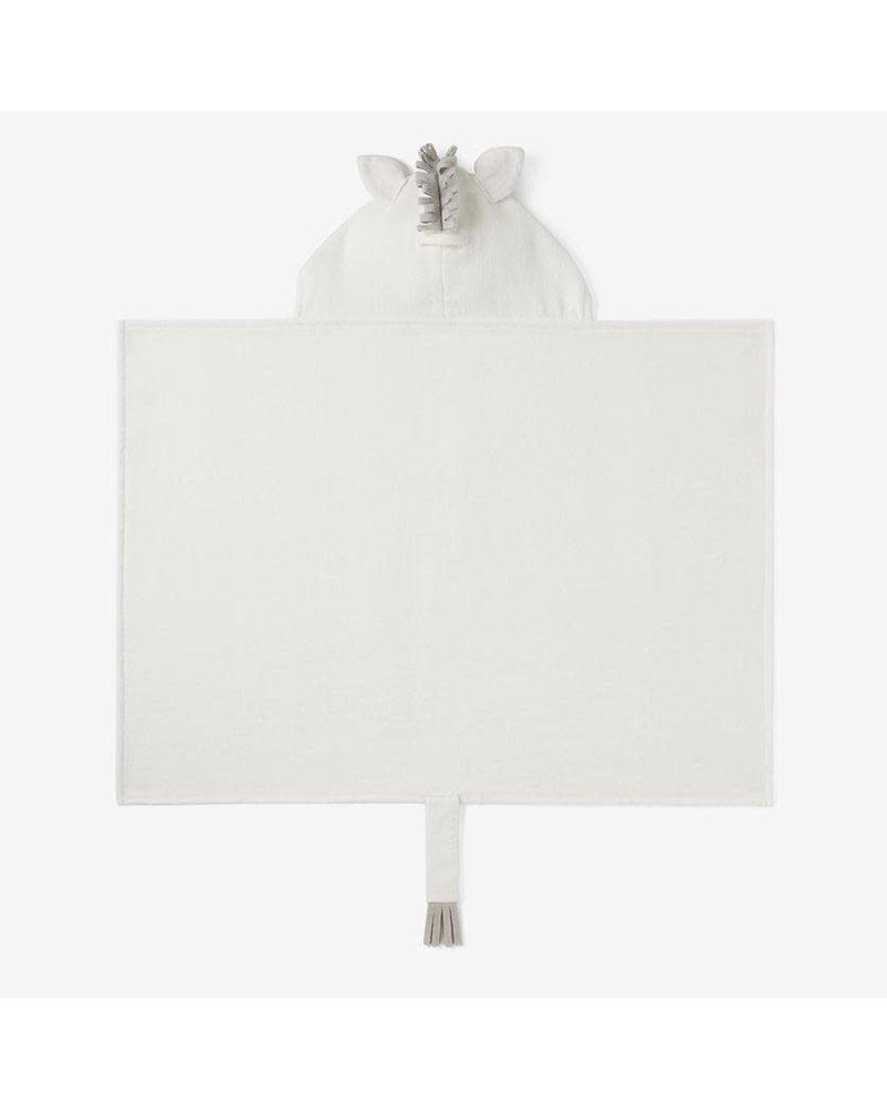 Elegant Baby Unicorn Hooded Bath Wrap Towel