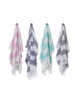 Hello Poolside Hello Poolside Turkish Towel - Navy Cabana Stripes