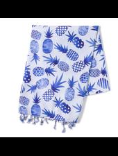 Hello Poolside Hello Poolside Turkish Towel - Pineapple