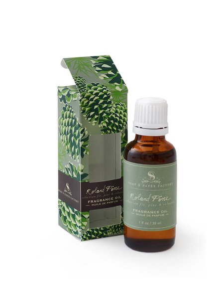 Soap & Paper Factory Roland Pine Fragrance Oil