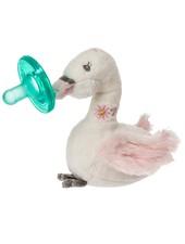 Mary Meyer Itsy Glitzy Swan Wubbanub Paci