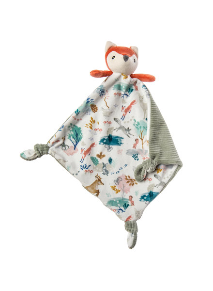 Mary Meyer Fox Knottie Baby Blanket