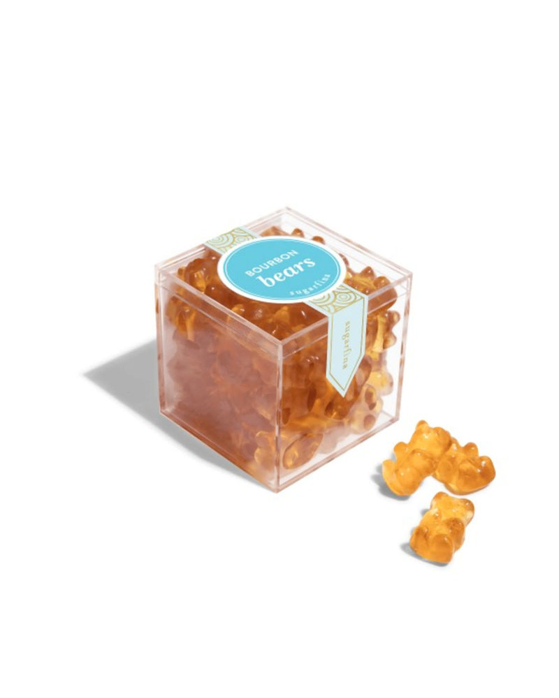 sugarfina Sugarfina Small Candy Cube - Bourbon Bears