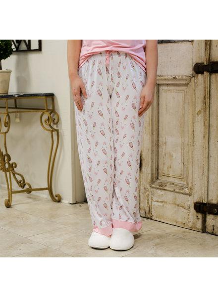 ROYAL STANDARD Champagne Pajama Pants