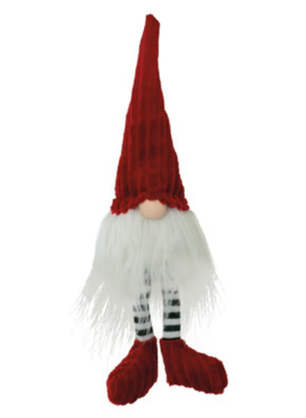 Boston International Red & Green Elf Gnome