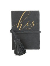 Vow Book - His