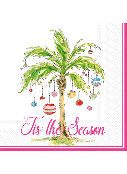 Boston International Palm Tree Ornament Napkins