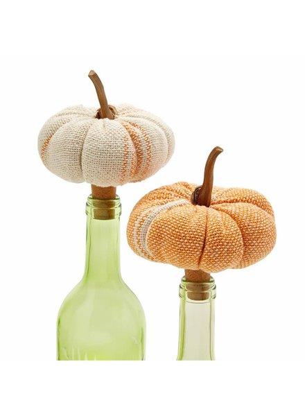 Mudpie Pumpkin Cork Bottle Toppers