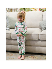 ROYAL STANDARD Kids Christmas Tree Pajamas