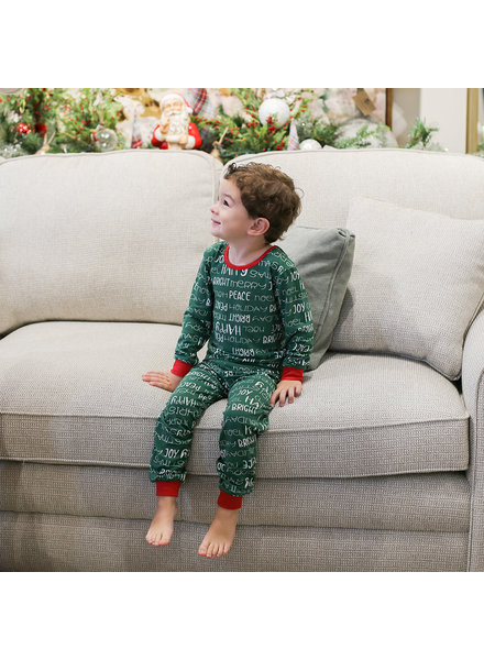 ROYAL STANDARD Kids Holiday Cheer Pajamas