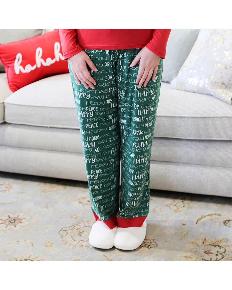 ROYAL STANDARD Royal Standard Holiday Cheer Pajama Pants