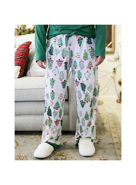 ROYAL STANDARD Christmas Tree Pajama Pants