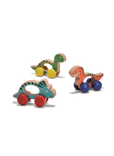 Two's Company Dinosaur Grasping Toy