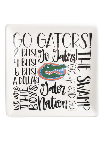 Glory Haus University of Florida Trinket Tray