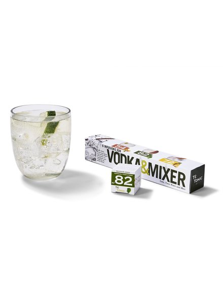 Two's Company Set of 6 Vodka & Mixer Infusers