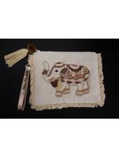 1968 & Co. 1968 Elephant Zip Pouch