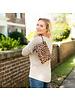 Wholesale Boutique WB Hayley Crossbody Purse - Leopard