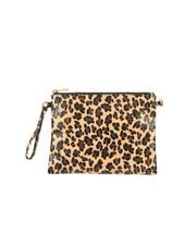 Wholesale Boutique Leopard Crossbody/Wristlet