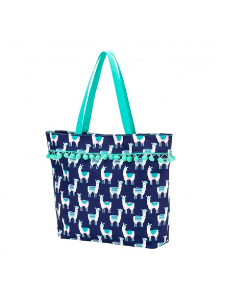 Wholesale Boutique Lulu Llama Tote Bag