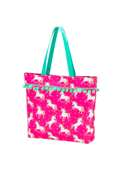 Wholesale Boutique Unicorn Wishes Tote Bag