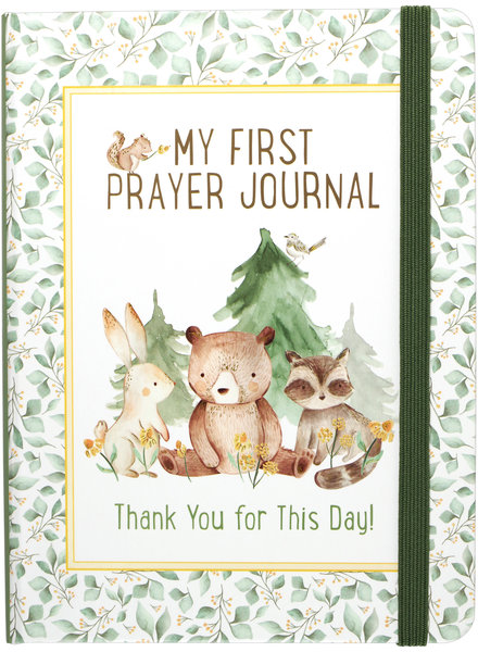 Peter Pauper Press My First Prayer Journal