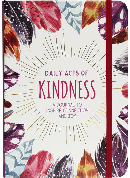 Peter Pauper Press Daily Acts Of Kindness Journal
