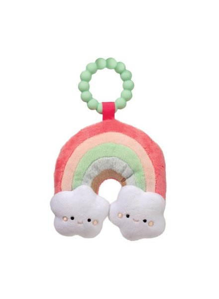 Douglas Baby Rainbow Baby Teether