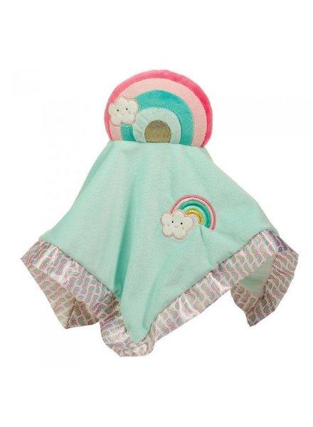 Douglas Baby Rainbow Snuggler Lovey